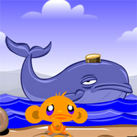 Free online flash games - Monkey Go Happy Hearts