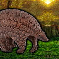 Free online flash games - Escape Game Save The Pangolin