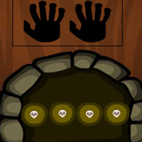 Free online flash games - G2M Halloween Escape