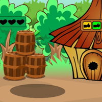 Free online html5 escape games - G2J Pelican Escape From House