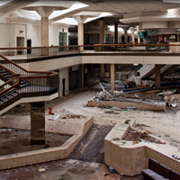 Free online flash games - Hidden Target-Abandoned Mall