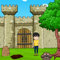 Free online flash games - Games2Jolly  Young Man Escape