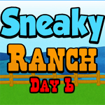 Free online html5 games - Sneaky Ranch Day 6 game