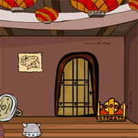 Free online flash games - GFG Gladiator Weapon Room Escape