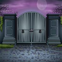 Free online flash games - Abandoned Ghost Villa Escape