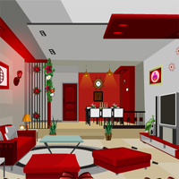 Free online flash games - Knf New Year Party Restaurant Escape game - WowEscape