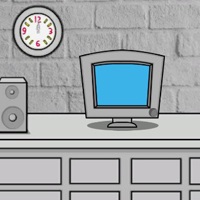 Free online flash games - Smart Black And White Room Escape