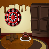 Mirchi Games Choco House Escape