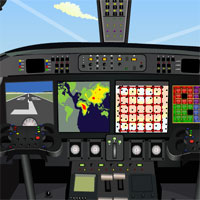 Free online flash games - Escape From New Airbus