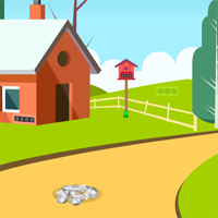 Free online flash games - Tractor Rescue