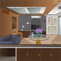 Free online flash games - Duplex Room Escape