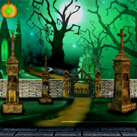 Free online flash games - NSREscapeGames Halloween Escape 2018 Chapter 5 game - WowEscape
