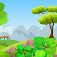 Free online html5 games - GamesZone15 Cow Forest Escape game