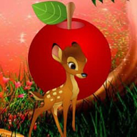 Free online flash games - Save The Jungle Deer HTML5