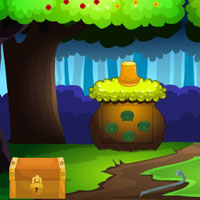 Free online flash games - Top10 Escape From GreenWood  game - WowEscape