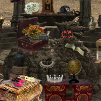 Archeology Quest Hidden24…