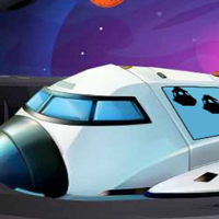 Free online flash games - 8b Rescue The Astronomer