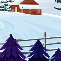 Free online flash games - ZooZooGames Snow Hut Escape game - WowEscape