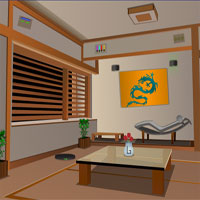 Free online flash games - Sandalwood House Escape