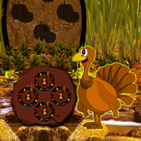 Free online flash games - Games2rule Thanksgiving Labyrinth Escape game - WowEscape