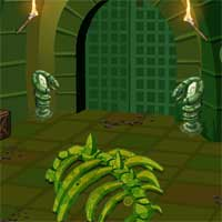 Free online flash games - Magic Lamp Escape G7Games
