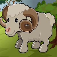 Free online flash games - Sheep Garden Escape GamesZone15