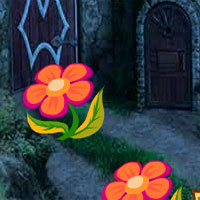 Free online flash games - Avm Fantasy Village House Escape