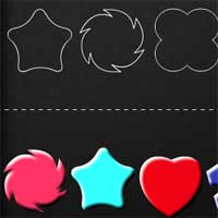 Match The Shapes NetFreedomGames