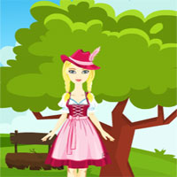 Free online flash games - Games4King  Modern Ancient Girl Rescue game - WowEscape