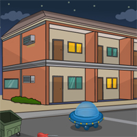 Free online flash games - Games2Jolly  Spaceship With Alien
