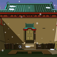 Free online flash games - Chinese Temple Door Escape