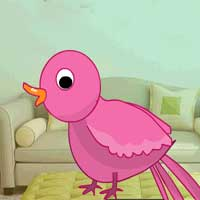 Pink Bird Escape 8bGames