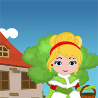 Games4King Christmas Princess Rescue