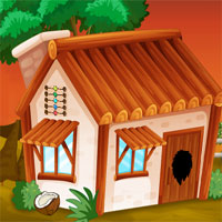 Free online flash games - G2J Tiled Roof House Escape