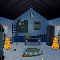 Free online flash games - Top10 Escape  Blue House game - WowEscape