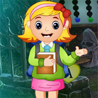 Free online flash games - G4k College Girl Escape