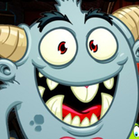 Free online html5 games - G4K Overjoyed Monster Escape  game