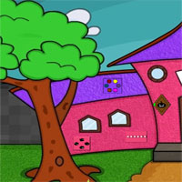 Free online flash games - G2J Find The School Bag