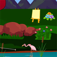 Free online flash games - Avm Fairy Mushroom Escape game - WowEscape