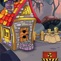 Free online flash games - G2J Belly Girl Escape
