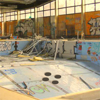 Escape From Abandoned Swimming Pool Game Info At