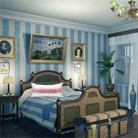 Free online flash games - Geniefungames Chateau House Escape game - WowEscape