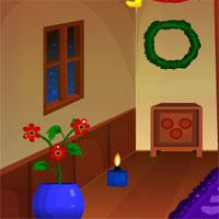 Free online flash games - G4E New Year Home Escape game - WowEscape
