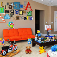 Toys Room Hidden Objects