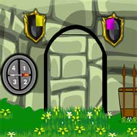 Free online flash games - Adventures of Creek Stone Valley Escape NsrGames
