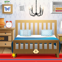 Free online flash games - Thief Room Escape