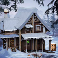 Free online flash games - EnaGames The Frozen Sleigh-Stephan House Escape game - WowEscape