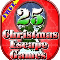 Christmas Escape Games - 25 Games Mobile App