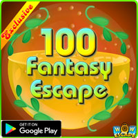 100 Fantasy Escape Game - 100 Levels