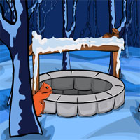 Free online flash games - NsrGames  Adventure of artic Escape